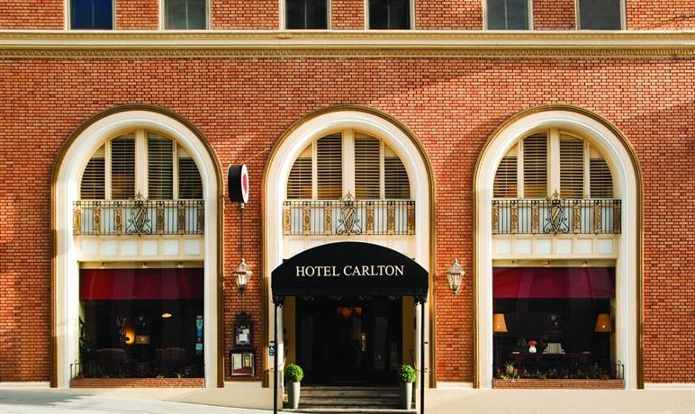 Hotel Carlton A Joie De Vivre Hotel