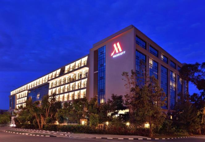 Kigali Marriott Hotel - Compare Deals