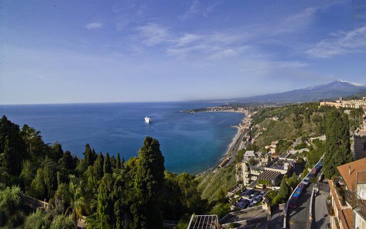 Hotel Villa Paradiso Taormina
