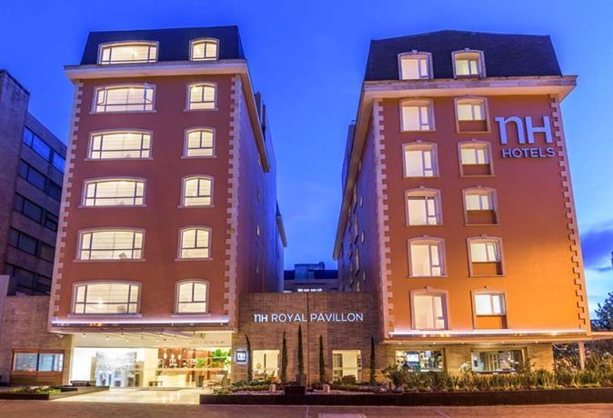 Hotel NH Bogota Pavillon Royal
