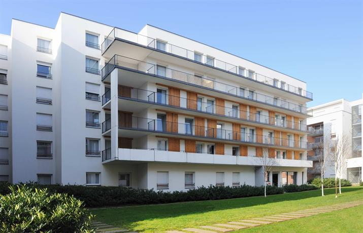 Residhome nancy lorraine compare deals for Nancy appart hotel
