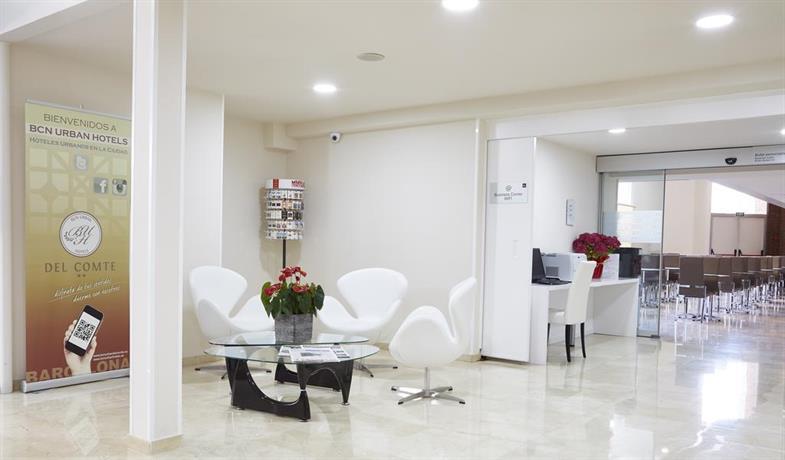 BCN Urban Hotels del Comte, Barcellona - Offerte in corso