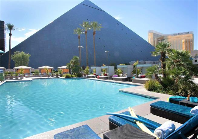 Luxor Las Vegas Compare Deals