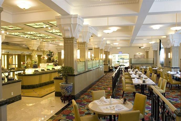 About Okura Garden Hotel Shanghai