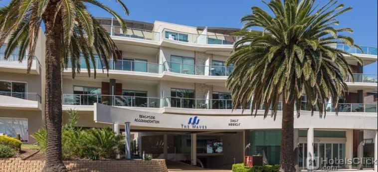The Executive Beachside Apartment