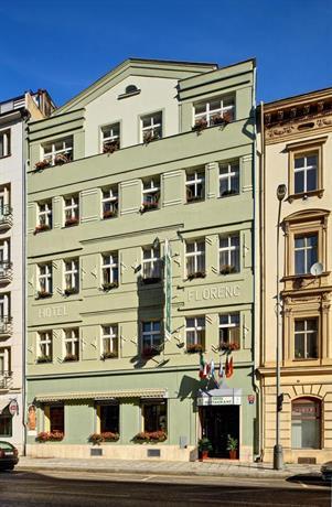 Hotel Florenc Prague Airport Shuttle