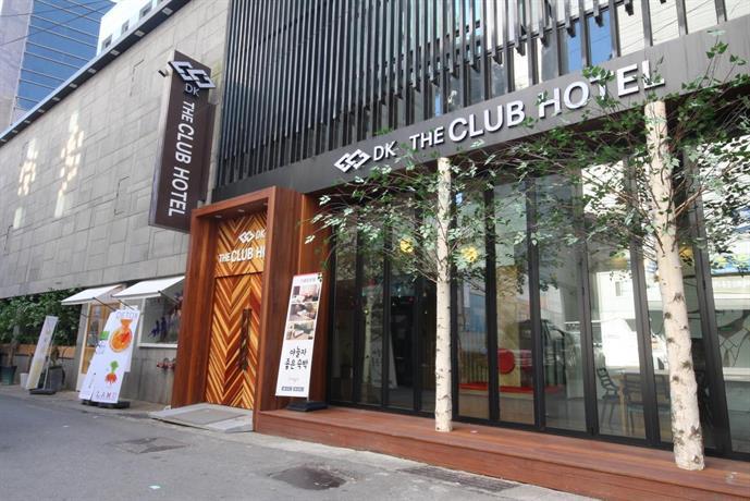 The Club Hotel Busan