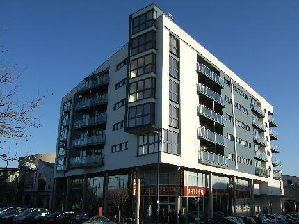 Shortletting Serviced Apartments Milton Keynes - Theatre District
