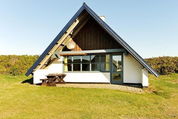 Three-Bedroom Holiday home in Lemvig 5