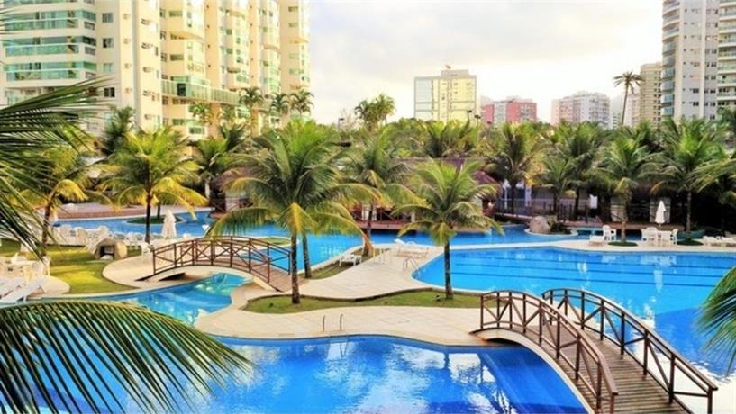 Apartamentos Temporada BoraBora Barra