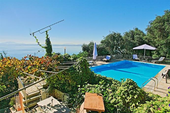 Villa Nafsika Corfu Island
