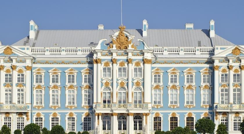 The Catherine Palace Apartment