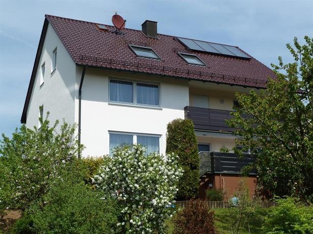 Haus Burgblick Neuhaus an der Pegnitz