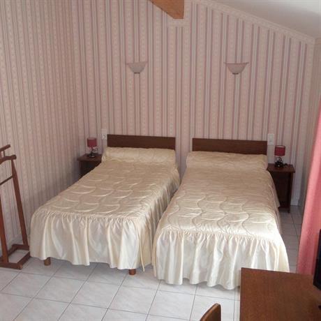 Hotel Saint Cirgues En Montagne