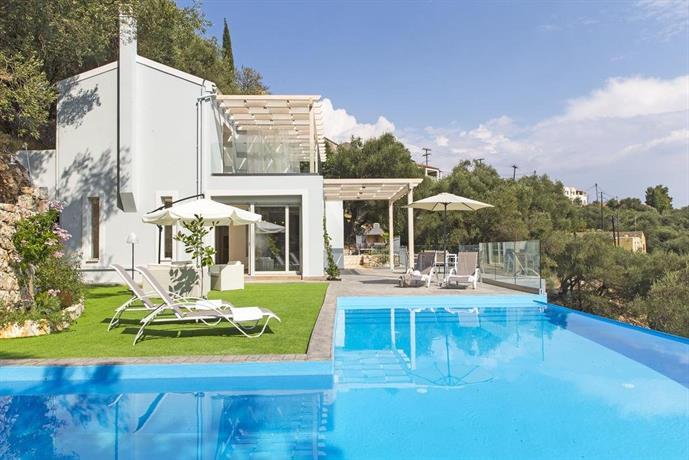 Villa Rana Corfu Island