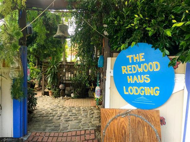 Stinson Beach Redwoods Haus