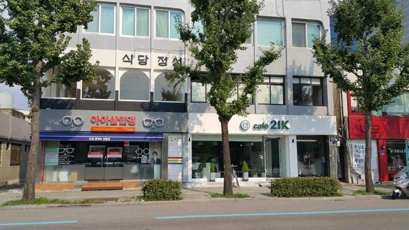 Panda Guesthouse Gwangju