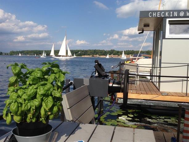 Hausboot Wannsee 1