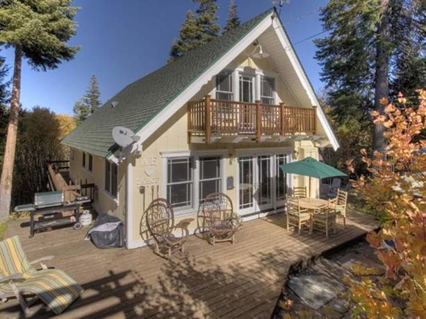 Cullen Tahoe City Rental Home