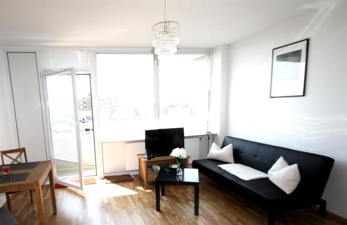 City-Apartment in Raderberg