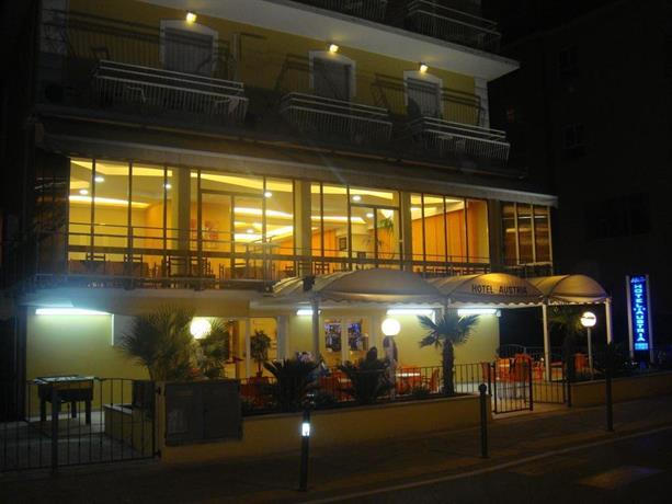 Hotel Austria Rimini
