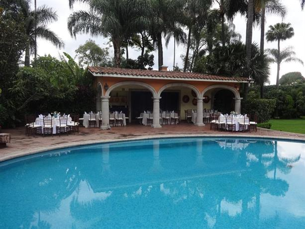 Hotel Restaurante Gusto Cuernavaca