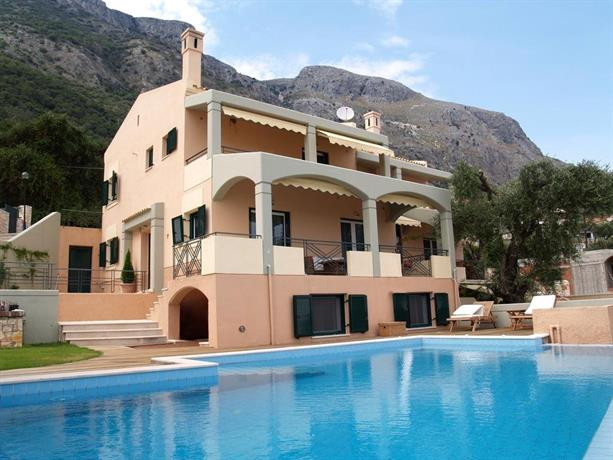 Villa Iris Corfu Island
