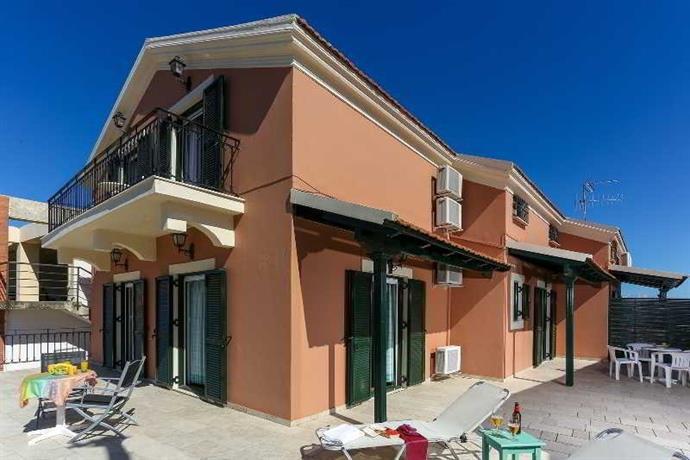 Electra Apartments Corfu Island