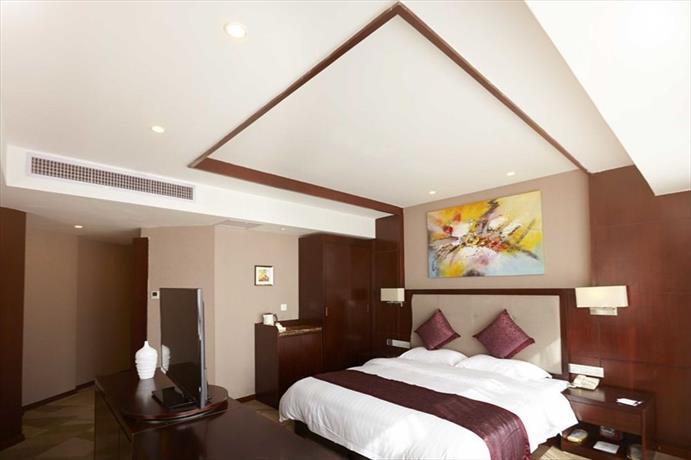 Jinyue Tangchi Hotel Wuhan Xiangxie Qintai