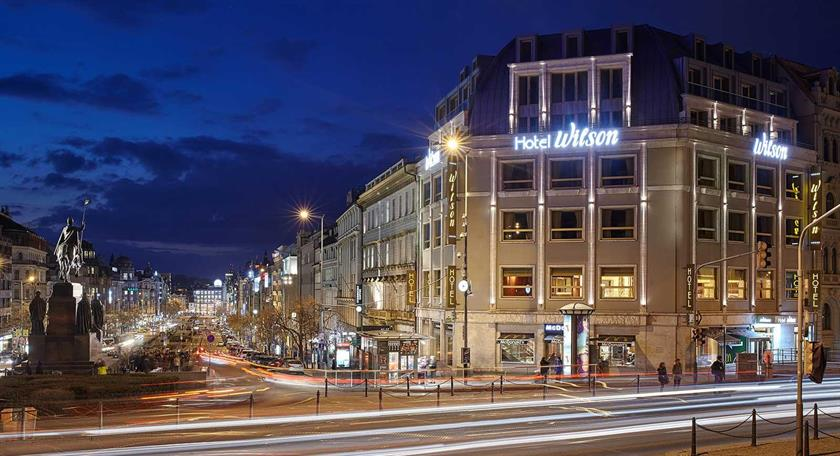 Occidental Praha Wilson