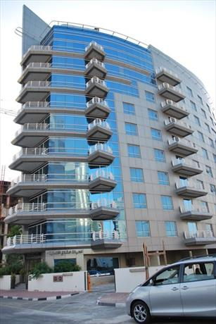 Al Deyafa Hotel Apartments Dubai
