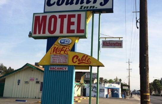 Country Inn Motel Bakersfield
