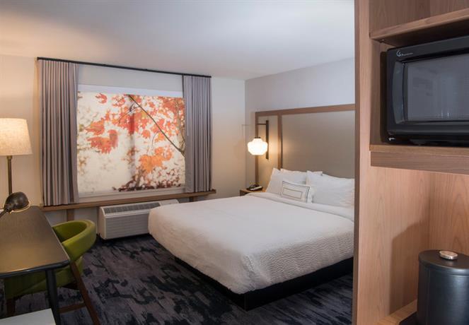 Fairfield Inn & Suites by Marriott Albuquerque North