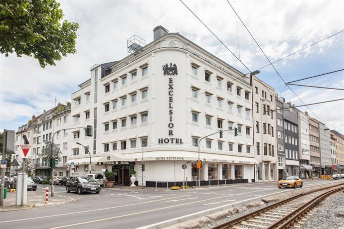 Novum Hotel Excelsior Dusseldorf