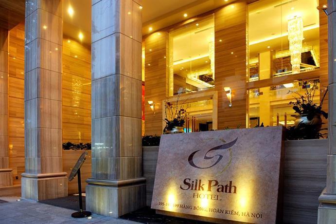 Hanoi Guest friendly hotels - Silk Path Hotel