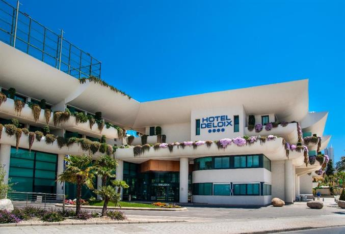 Hotel Deloix Aqua Center Benidorm Compare Deals