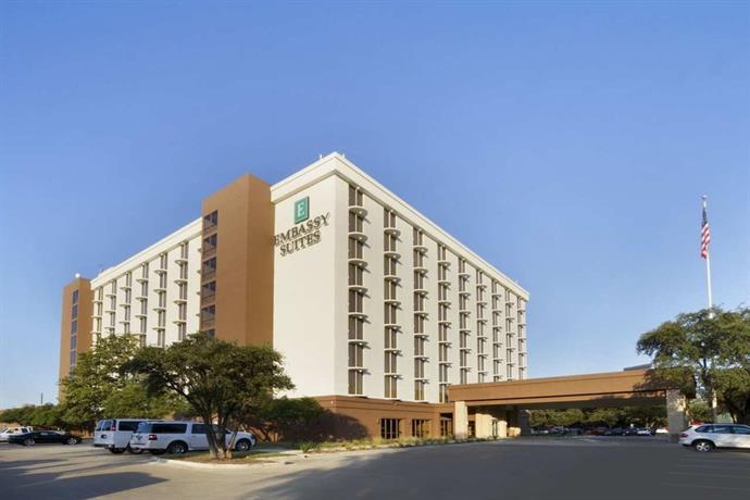 Embassy Suites Hotel Dallas-Market Center