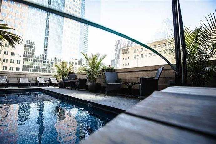 Le st martin hotel centre ville hotel particulier for Hotel piscine montreal