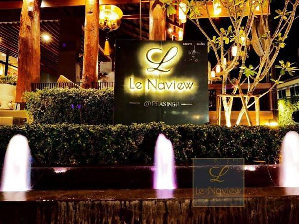 Guest Friendly Hotels in Chiang Mai - Le Naview @ Prasingh