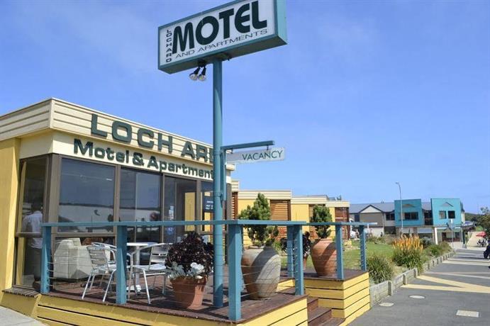 Loch Ard Motor Inn