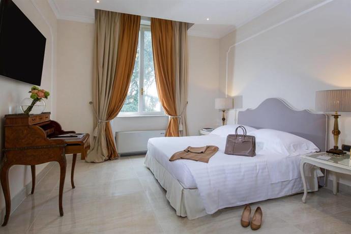 Aldrovandi Villa Borghese The Leading Hotels Of The World