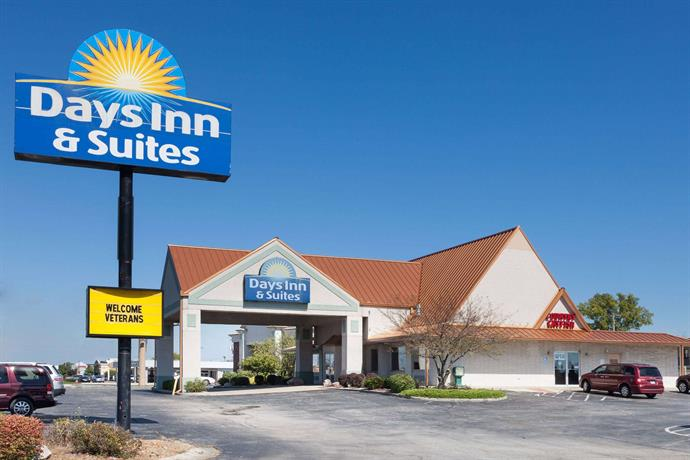 Days Inn and Suites Kokomo