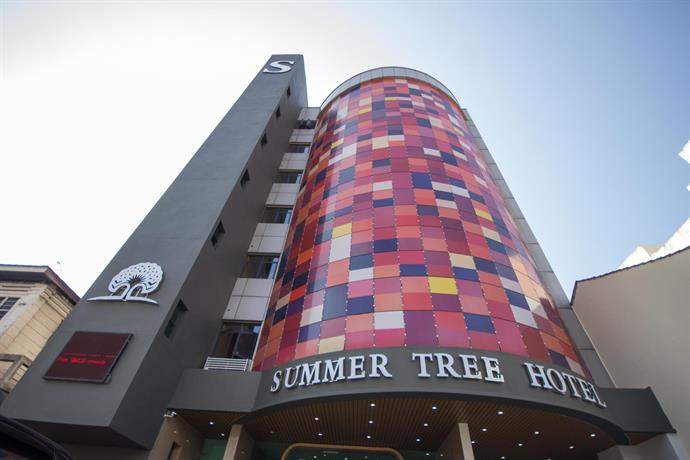 Summer Tree Hotel Penang George Town Compare Deals