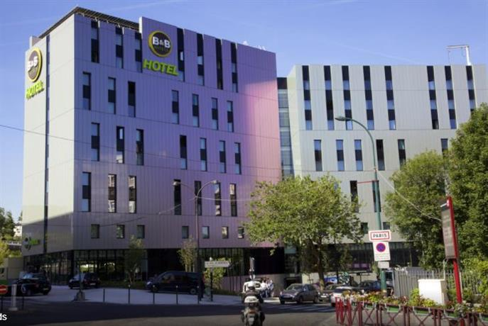 Hotel Bb Porte Des Lilas