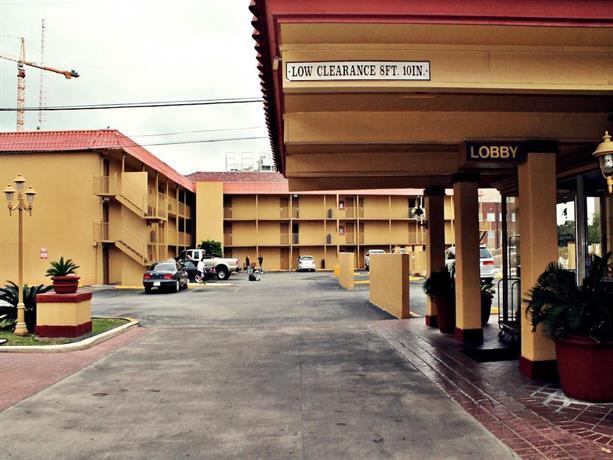 The Inn At Alamo Riverwalk Convention Center San Antonio