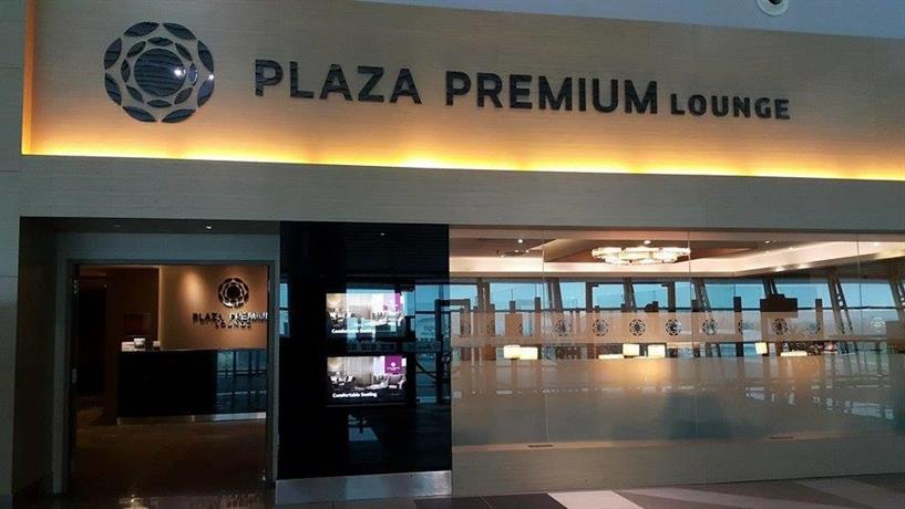 Plaza Premium Lounge International Departure - Kota Kinabalu Airport