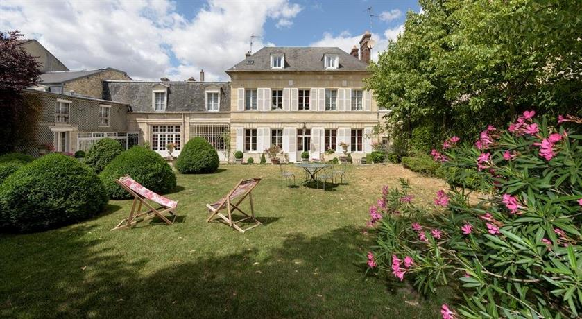 Find hotel in forest of compiegne hotel deals and for Au jardin du port le palais