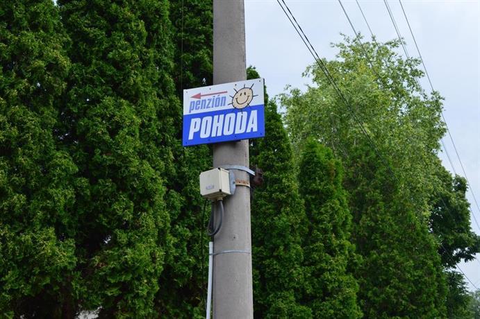 Penzion Pohoda Radava