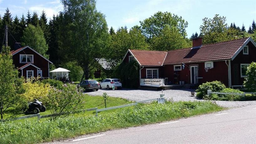 Gårdshus Gälkhyttedammen
