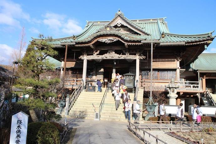 Shukubo Tatsue Ji Temple